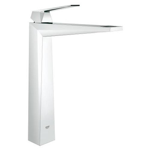Grohe Allure Brilliant Single-Handle Vessel Bathroom Faucet XL-Size Lavatory Centreset For Vessel Basin Chrome Finish