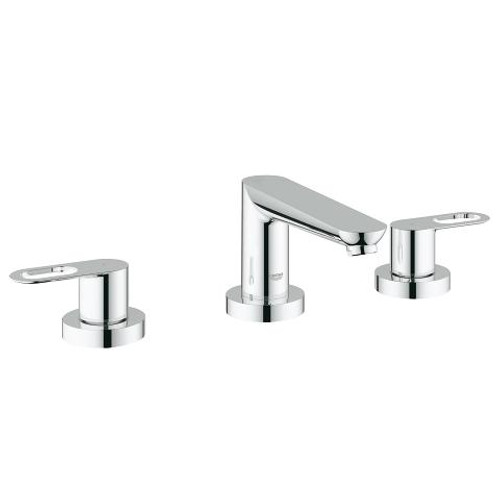 Grohe BauLoop Roman Bathtub Faucet Chrome Finish
