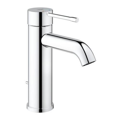 Grohe Essence Single-Handle Bathroom Faucet S-Size Chrome Finish