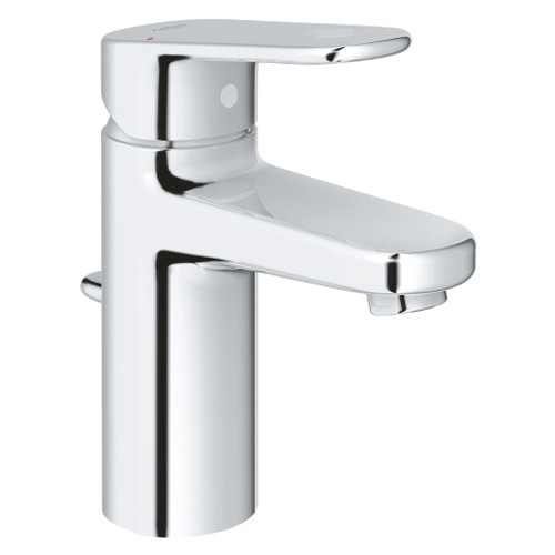 Grohe Europlus Single Handle Bathroom Faucet S Size Chrome Finish