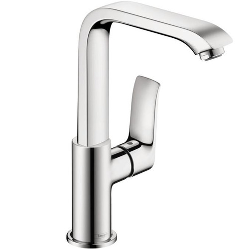 Hansgrohe Metris 230 Single-Hole Faucet Chrome Finish