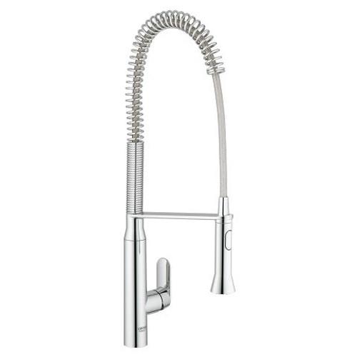 Grohe K7 Single-Handle Kitchen Faucet Chrome Finish