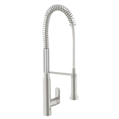 Grohe K7 Single-Handle Kitchen Faucet SuperSteel Finish