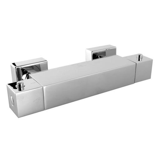 Royal Jameson Tub & Shower Thermostatic Mixer Chrome