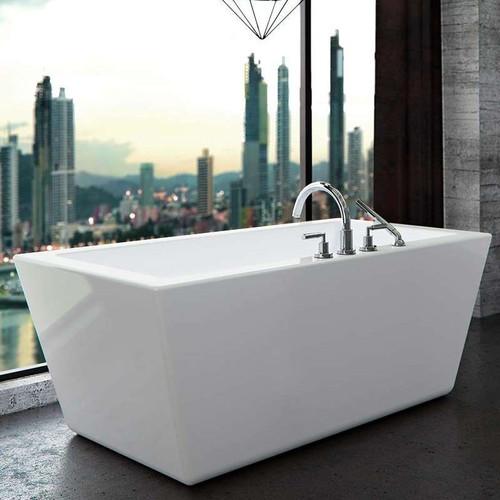 Neptune Amaze Freestanding Bathtub 66 x 32