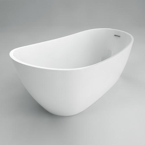"Acritec Claude 54"" Freestanding Bathtub"