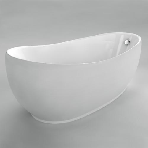"Acritec Dali 71"" Freestanding Bathtub"