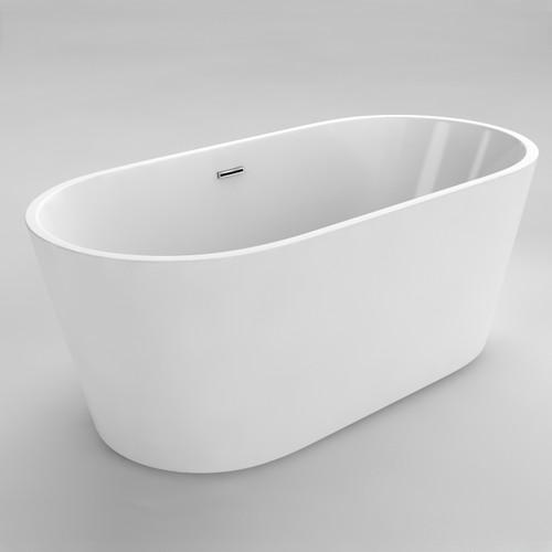 "Acritec Monaco 54"" Freestanding Bathtub"