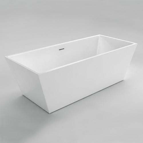 "Acritec Tours 67"" Freestanding Bathtub"
