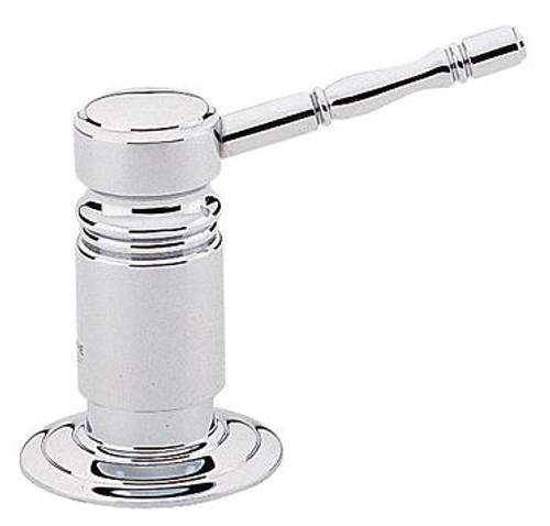 Grohe Deluxe Rustic Soap/Lotion Dispenser Chrome Finish