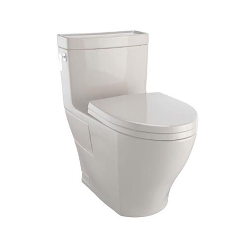TOTO MS626124CEFG Aimes One Piece Elongated Toilet Washlet Connection Bone