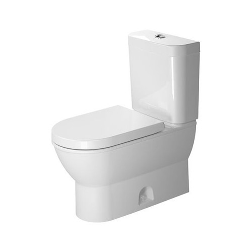 Duravit 212601 Darling New Two Piece Toilet Without Tank