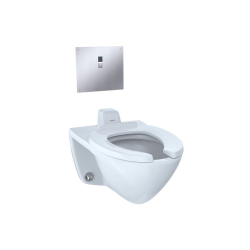 TOTO CT708UV Commercial Flushometer Ultra-High Efficiency Toilet Cotton