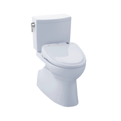 TOTO MW474574CUFG Vespin II 1G WASHLET S300e Two Piece Toilet Cotton