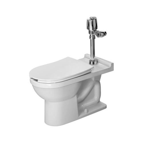 Duravit 216501 Starck 3 Floorstanding Commercial Toilet