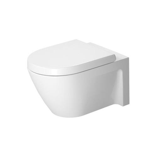 Duravit 253409 Starck 2 Wall Mounted Toilet York Taps