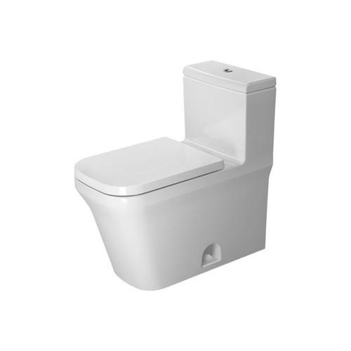 Duravit 217501 P3 Comfort One Piece Toilet White WonderGliss