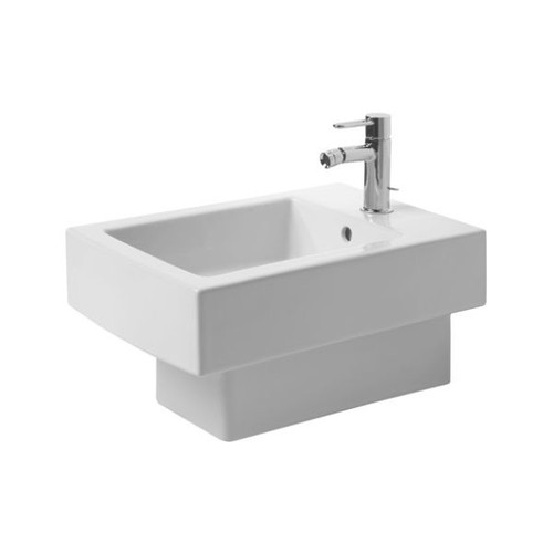 Duravit 223915 Vero Wall Mounted Bidet White