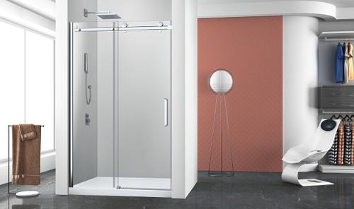 "Zitta Bellini Alcove 1 Door, 1 Fixed 54"""
