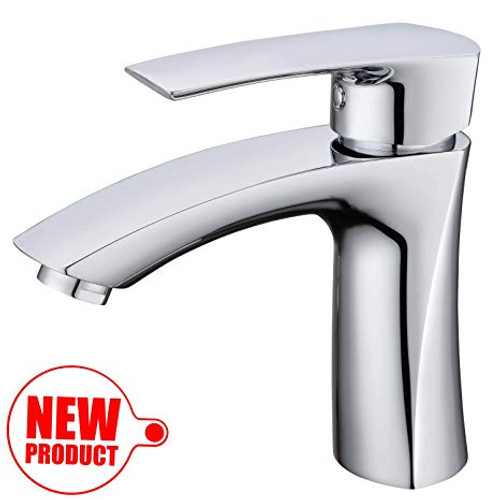 Kodaen Lavatory Faucet Chrome Finish