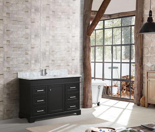 "Bayview 46"" Bathroom Vanity Espresso"