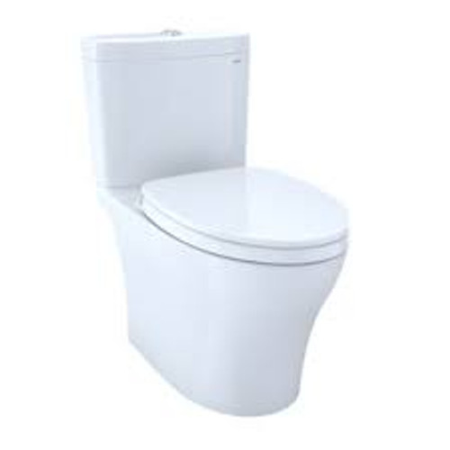 Aquia® IV Toilet - 1.28 GPF & 0.8 GPF, Elongated Bowl - Universal Height