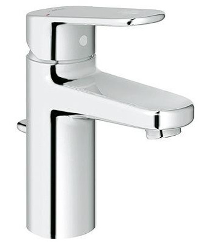 Grohe 3317000A Europlus Single Hole Bathroom Faucet - Chrome