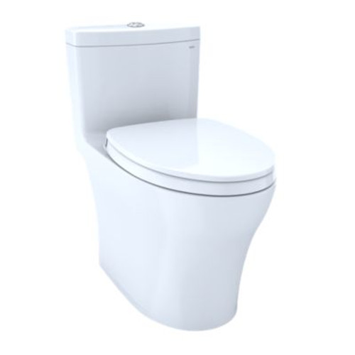 TOTO Aquia® IV One-Piece Toilet - 1.28 GPF & 0.8 GPF, Elongated Bowl 1 PC