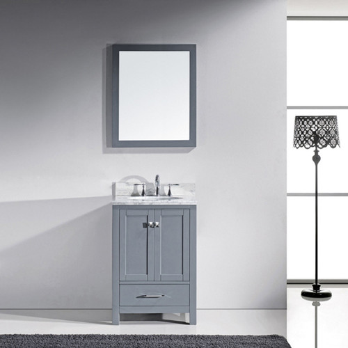 "Armada 28"" Bathroom Vanity Ice Grey"