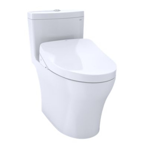Aquia® IV - WASHLET®+ S500e One-Piece Toilet - 1.28 GPF & 0.8 GPF