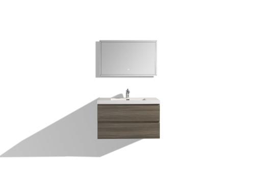 """Angela 24"""" Wall Mount Bathroom Vanity"""