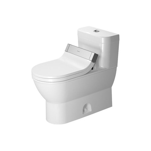 Duravit 212351 Darling New One Piece Toilet For SensoWash WonderGliss
