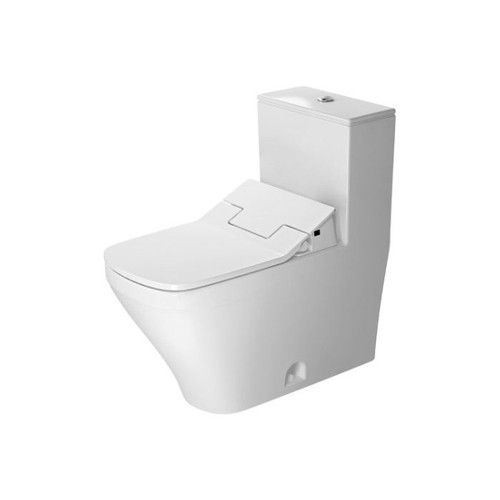 Duravit 215751 DuraStyle One Piece Toilet For SensoWash C WonderGliss