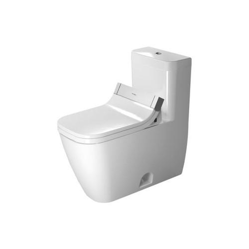 Duravit 212151 Happy D.2 One Piece Toilet White