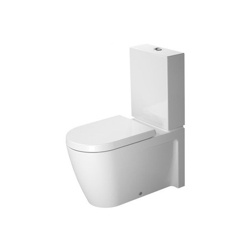 Duravit 212909 Starck 2 Close Coupled Toilet Without Tank