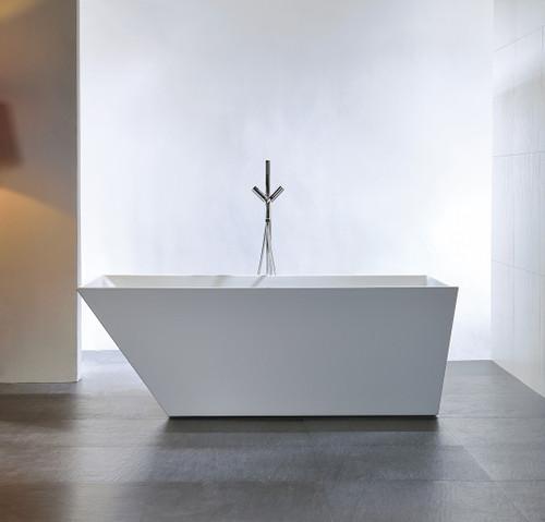 "Aza 67"" Freestanding Bath Tub"