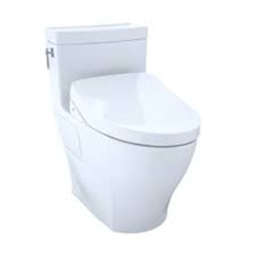 TOTO Aimes - WASHLET®+ S500e One-Piece Toilet - 1.28 GPF