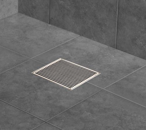 Zitta 8' Square Drain