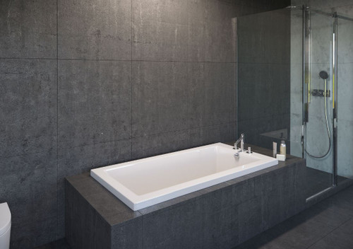 "Mirolin Adda Drop In Bathtub 60"" x 32"" x 22"""