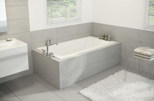 "Mirolin Pur Drop In Bath Tub 72"" x 36"" x 22"""