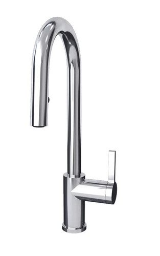 Rubi Endricks Single Lever Kitchen Faucet Chrome RLO91D2EUCC