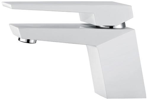 Royal Montana Single Handle Faucet White