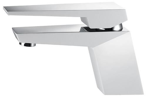Royal Montana Single Handle Faucet White & Chrome