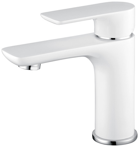 Royal Franklin Single Handle Faucet White