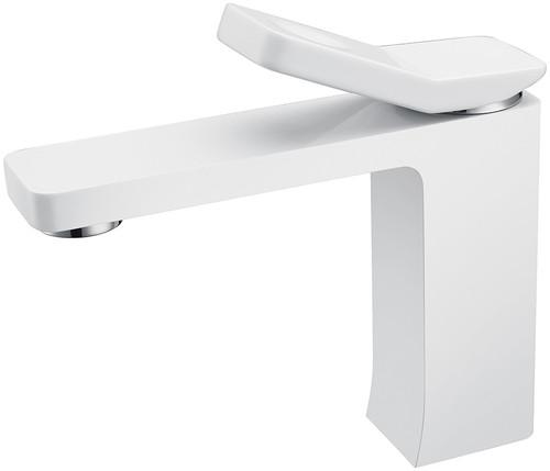 Royal Arlington Single Handle Faucet White