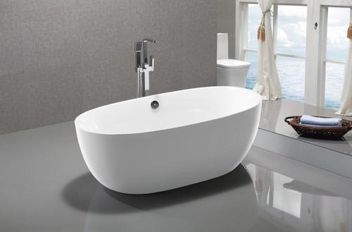 "Seabreeze 73"" Free Standing Bath Tub"
