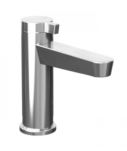 Rubi Abyss Single Lever Washbasin Faucet with Drain Chrome