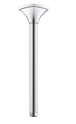 """Grohe Grandera 1 1/2"""" Ceiling Shower Arm Chrome"""