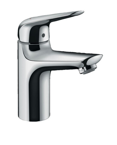 Hansgrohe Focus N Single Hole Faucet with Pop Up Drain Chrome Finish