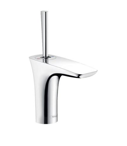 Hansgrohe PuraVida Single Hole Faucet Chrome Finish